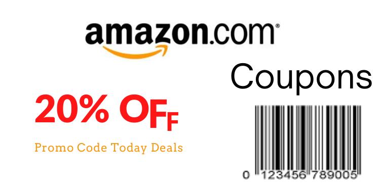 20 off Amazon Promo Code